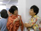 日本郵便年賀寄付金助成事業_ボランティア研修1 _星野昌子先生の講義への参加者たち