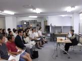 日本郵便年賀寄付金助成事業:_星野昌子先生 によるボランティア研修会です!