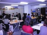 2010年のボランティア講師さんの顔合わせ会の模様です