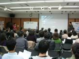 2011年度学習発表会の様子です。