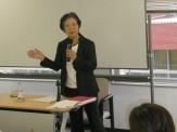 西原先生特別講演会「日本語教室の今、そしてこれから」大変有意義で大切なお話を聞くことができました。