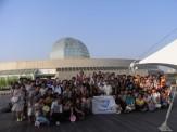 葛西臨海公園集合写真。お天気にも恵まれ、楽しかったです!
