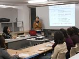 大正大学の講師 鵜川先生による勉強会「子どものココロに寄り添うために」を開催しました!