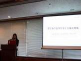 2012年支援生による研究報告会、夏期研修会の経験も交えながらの発表でした