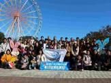 2012年のバスハイクは茨城県ひたちなか海浜公園でした!