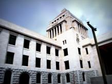 国会議事堂!