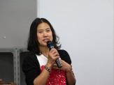 2012学習発表会、スピーチです