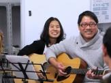 2012学習発表会にてギター演奏