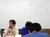 田辺寿夫氏によるミャンマー勉強会、今回のテーマは「宗教」でした。