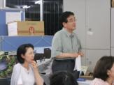 当会理事長・評議員も勉強会に参加しました。