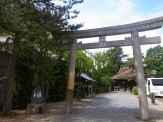 沿岸部から避難してきた約1100名の方々を受け入れた鳴子温泉神社