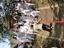 石巻市北上町の復興祈念祭 支援
