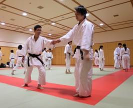 浅川先生と土岐さん