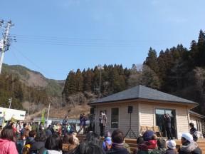 イベント代表小倉健一郎さんの開会宣言